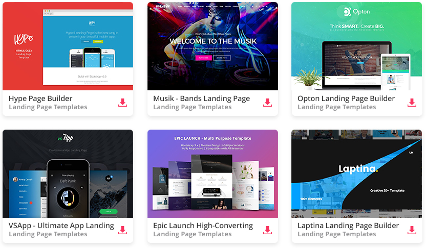 30 Best Landing Pages Of 2020 For Design Inspiration Colorlib