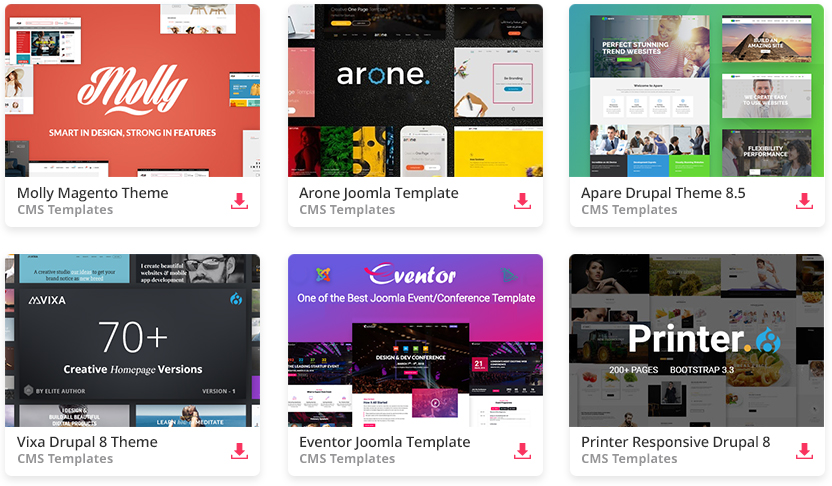 10 Most Popular Free Content Management Systems (CMS) 2019 - Colorlib