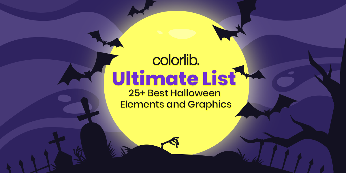 Ultimate List Of 25+ Best Halloween Elements And Graphics 2019