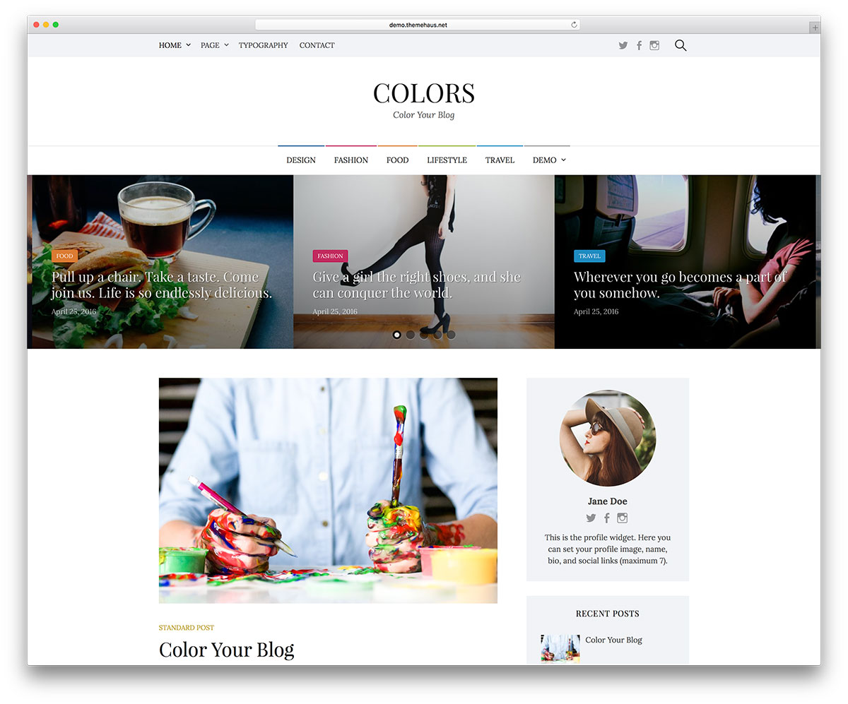 40+ Best Personal Blog WordPress Themes 2018 - Colorlib Home Design Blog on home design art, home design tv, home design for seniors, home design facebook, home design topics, home graphic design, business blogs, home design forum, home design sites, home design samples, home design youtube, home design galleries, home design projects, home design business, home design ads, home design powerpoint, home design coupons, home design store, home design jobs, home design categories,