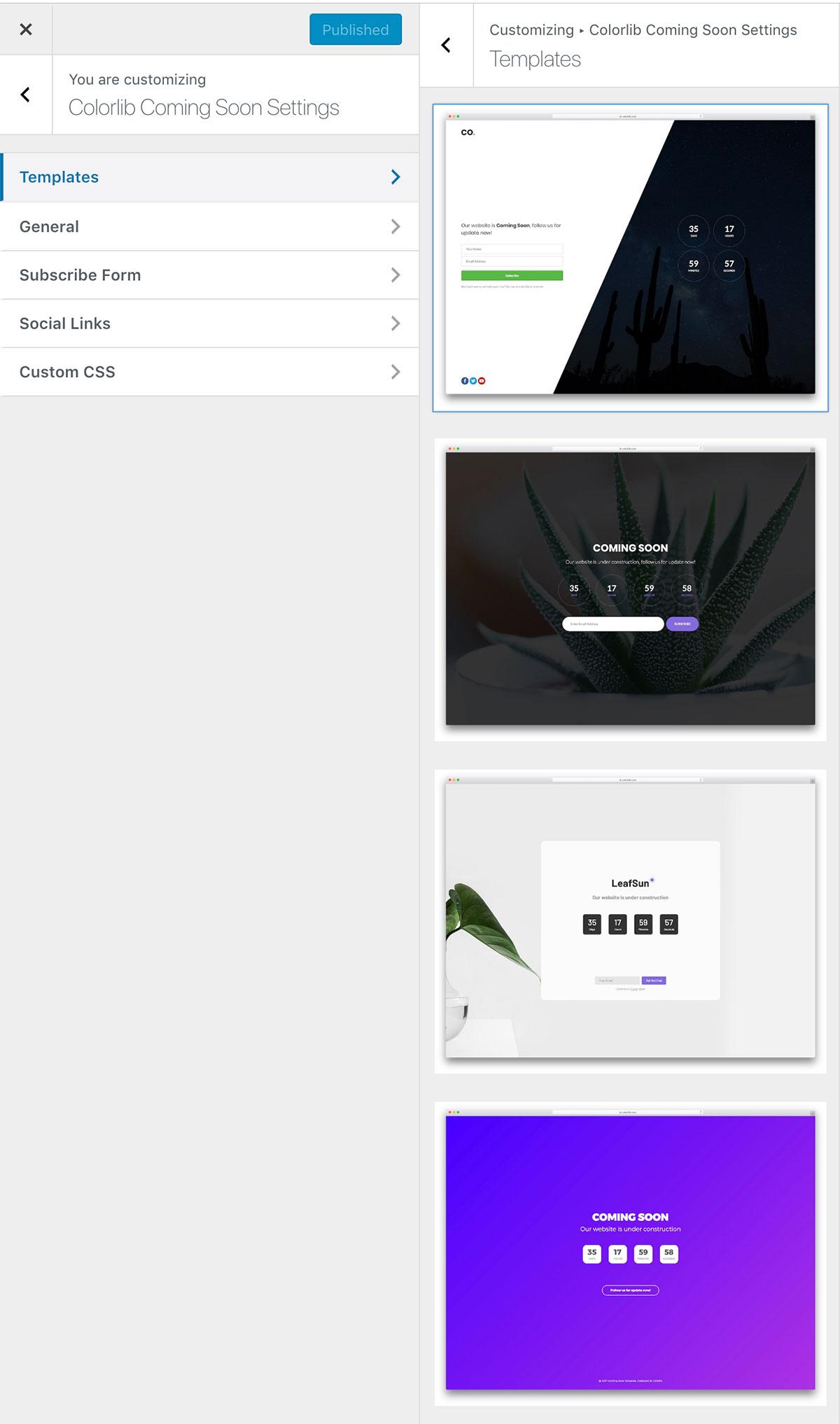 20 Free Premium Coming Soon Wordpress Themes Plugins 2019