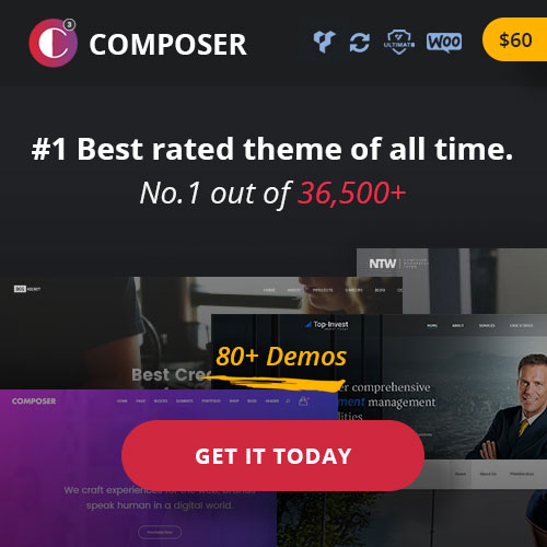 Composer Themes on Colorlib