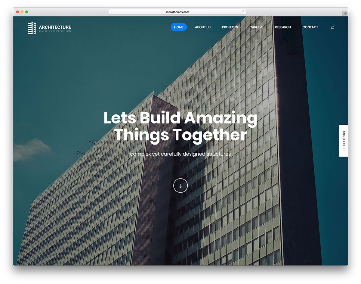 In the architecture field it is important for business owners to showcase the best projects they\u0027ve got to get clients hooked and interested. & Best WordPress Themes for Architects and Architectural Firms 2018 ...