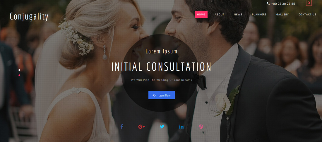 conjugality-dating-website-templates