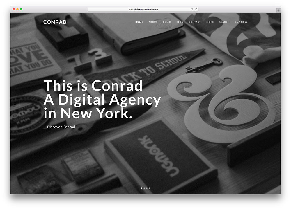 conrad-clean-fullscreen-html-website-template