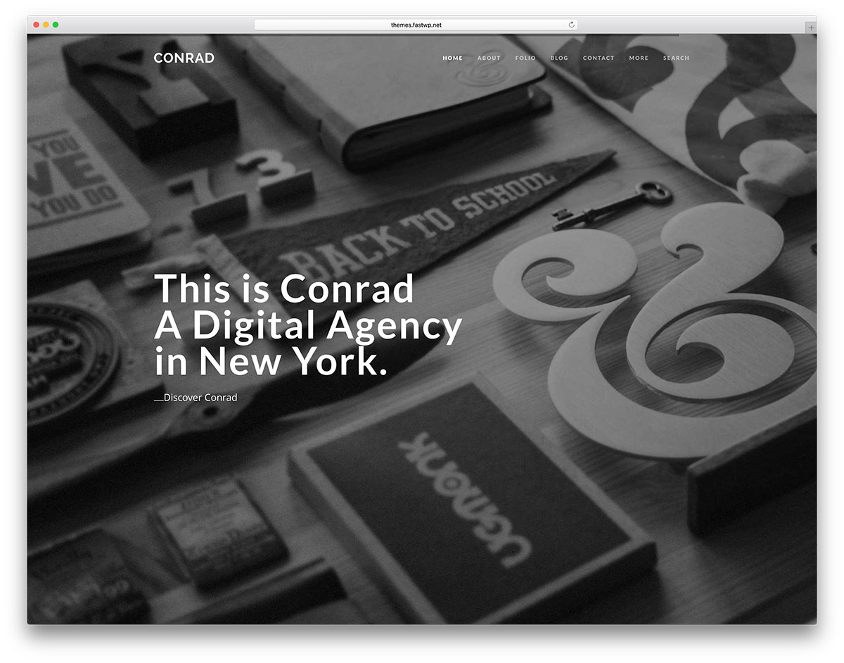 conrad-fullscreen-creative-agency-template