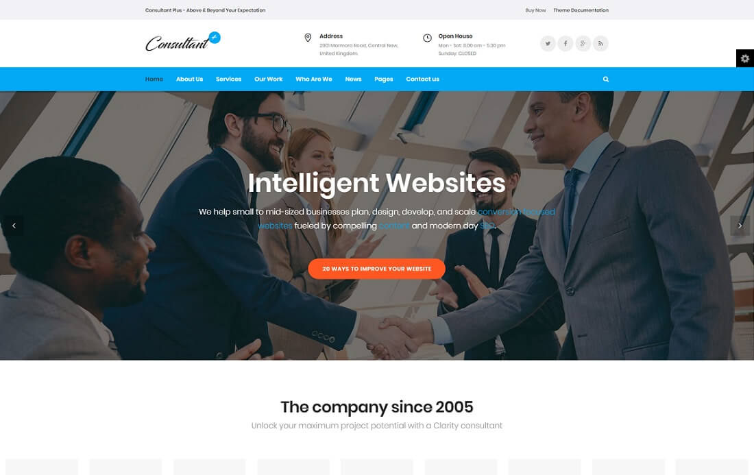 consolution cryptocurrency website template