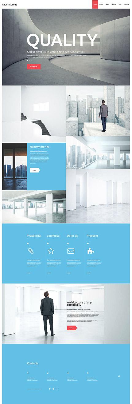 Architecture Studio WordPress Theme