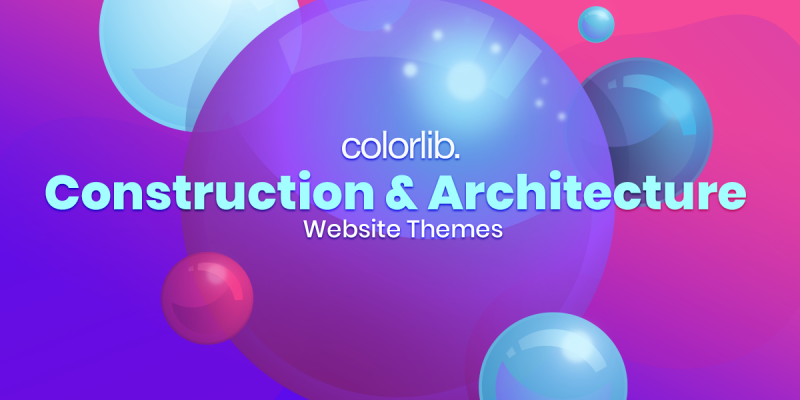 20 Stunning Construction & Architecture Website Themes That Will Bring Your  Company To The Next Level