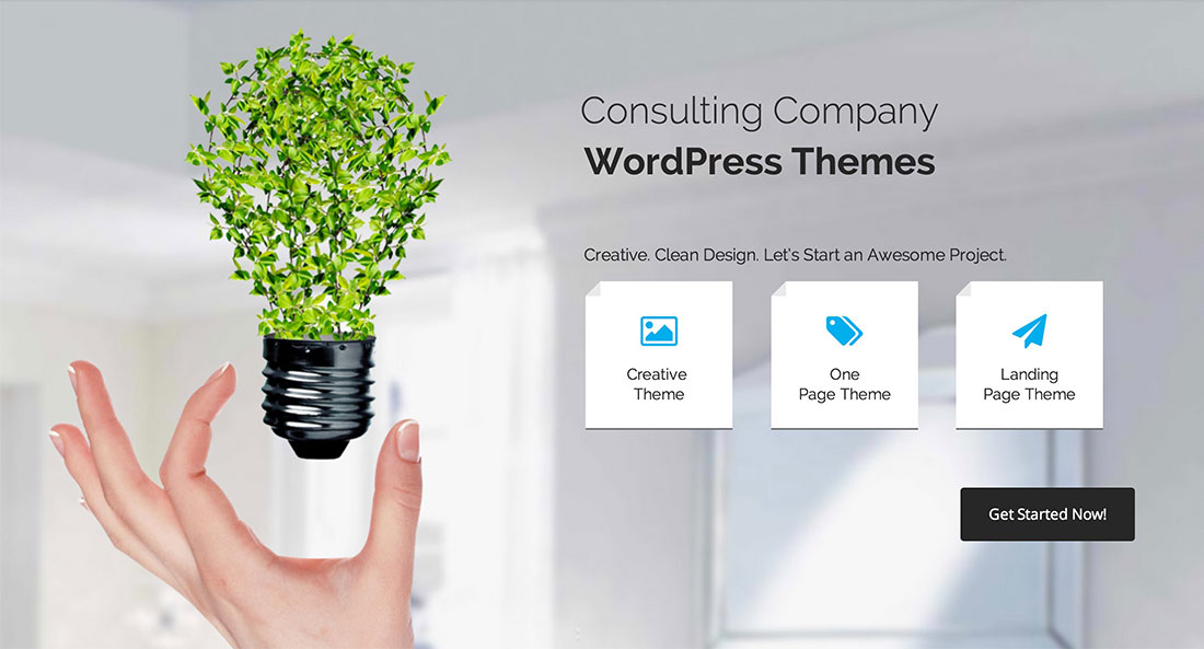 20 Most Popular Business Consulting WordPress Themes To Help Your Business Grow Online 2017