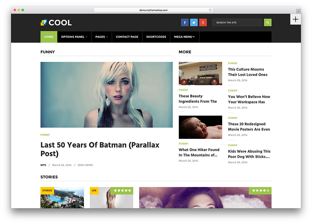 cool-simple-news-theme