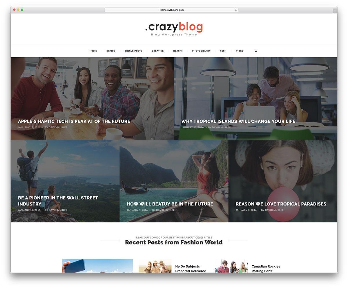 crazyblog-magazine-style-theme