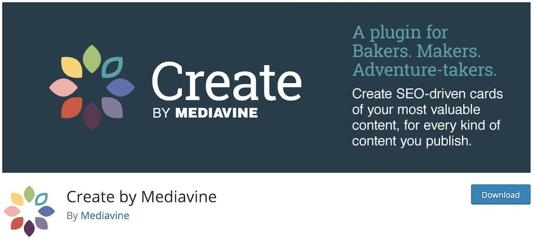 create wordpress recipe plugin