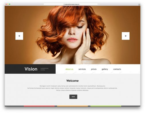 Creative Adobe Muse Templates