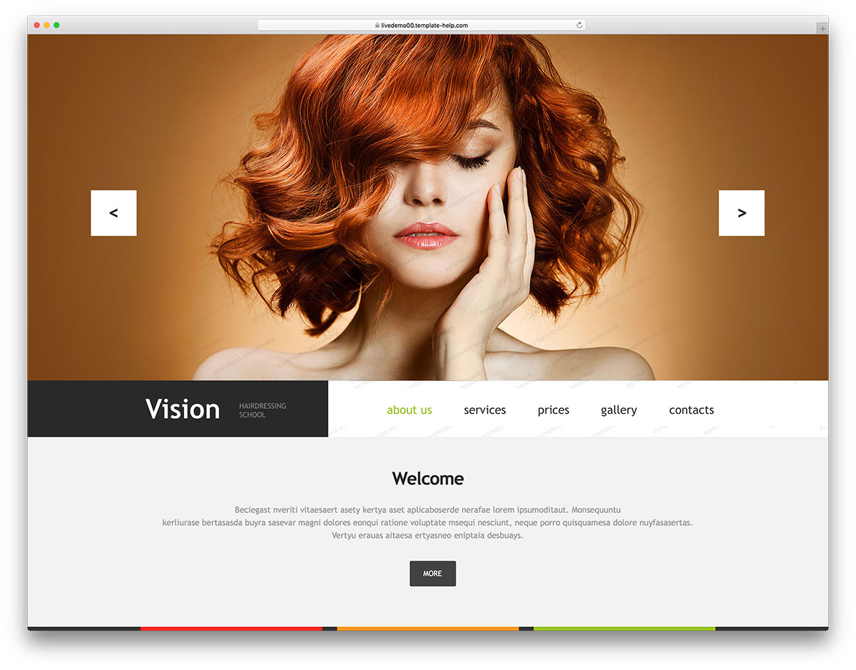 Top 15 Creative Adobe Muse Templates For Launching Impressive Websites In 2017