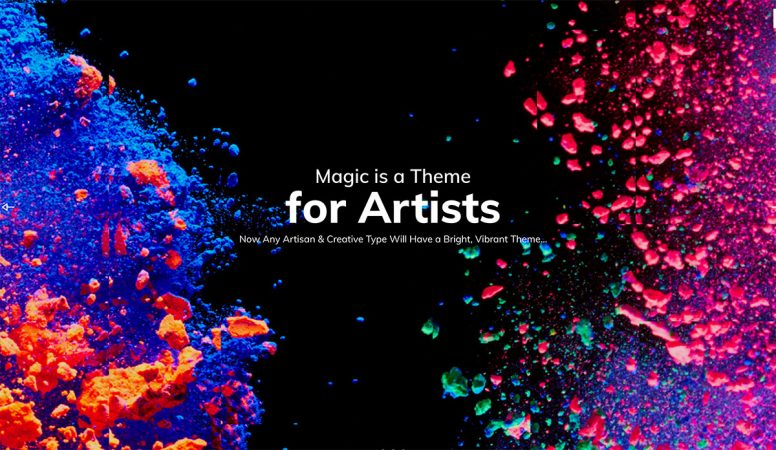 20 Best Creative Portfolio WordPress Themes 2017