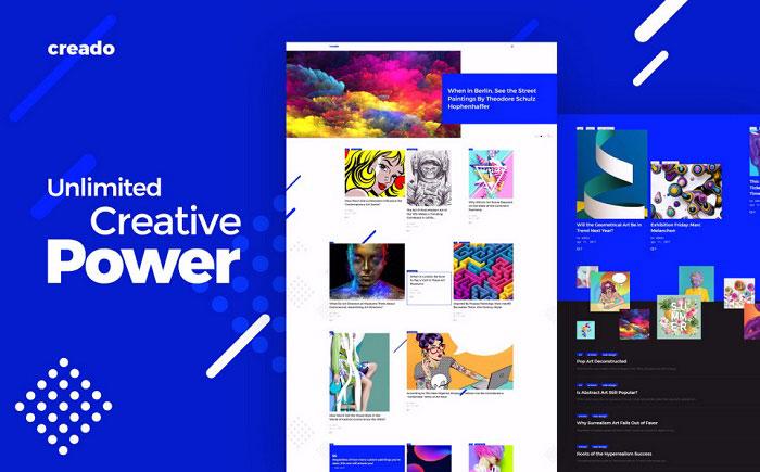 Magic - Multipurpose Creative WordPress Theme