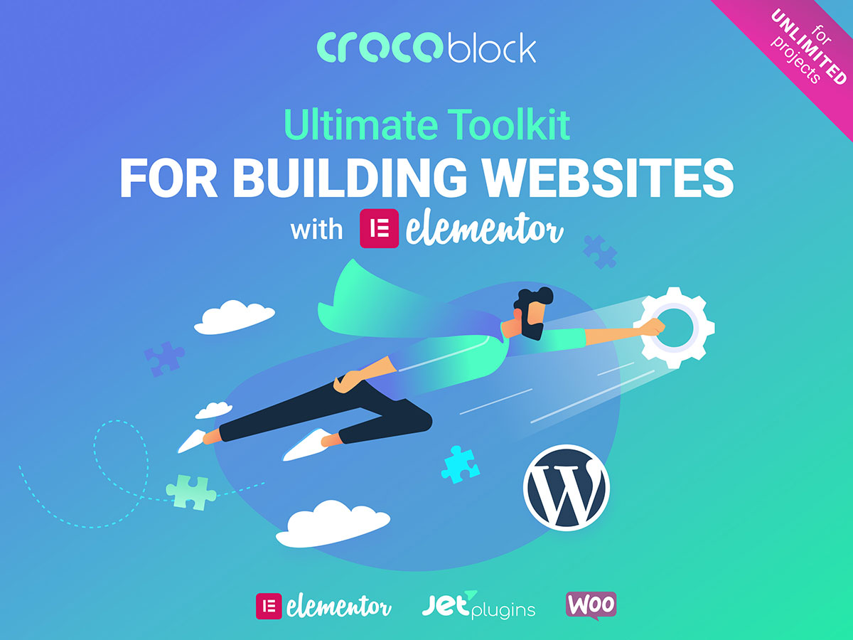 Crocoblock Review – Create Any Type Of Elementor Website