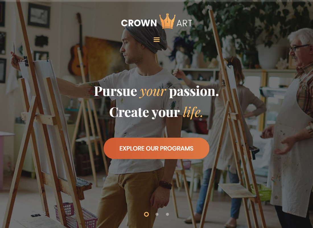 crown-art-arts-school-wordpress-theme
