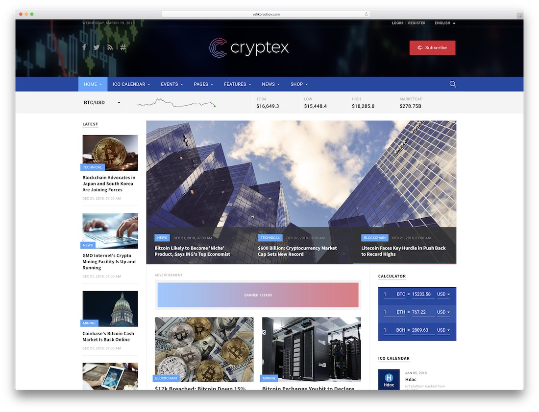 best cryptocurrency websites in usa