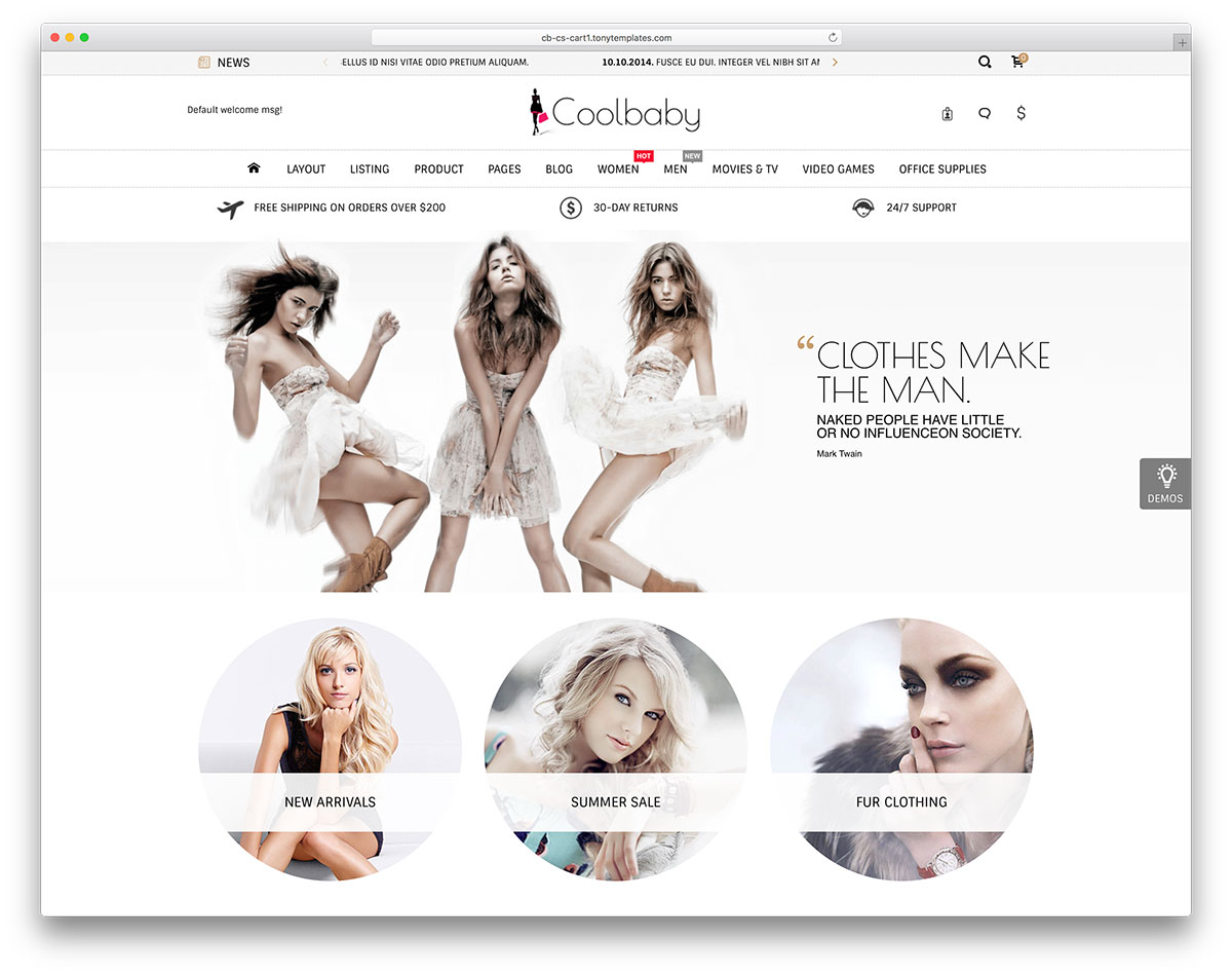 5 CS-Cart Templates For A Beautiful & Successful Store 2019