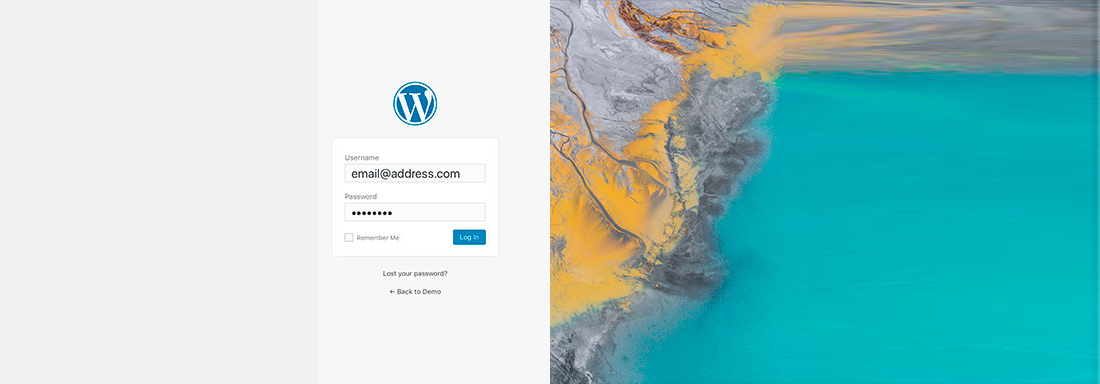 Wide Header WordPress Login Plugins