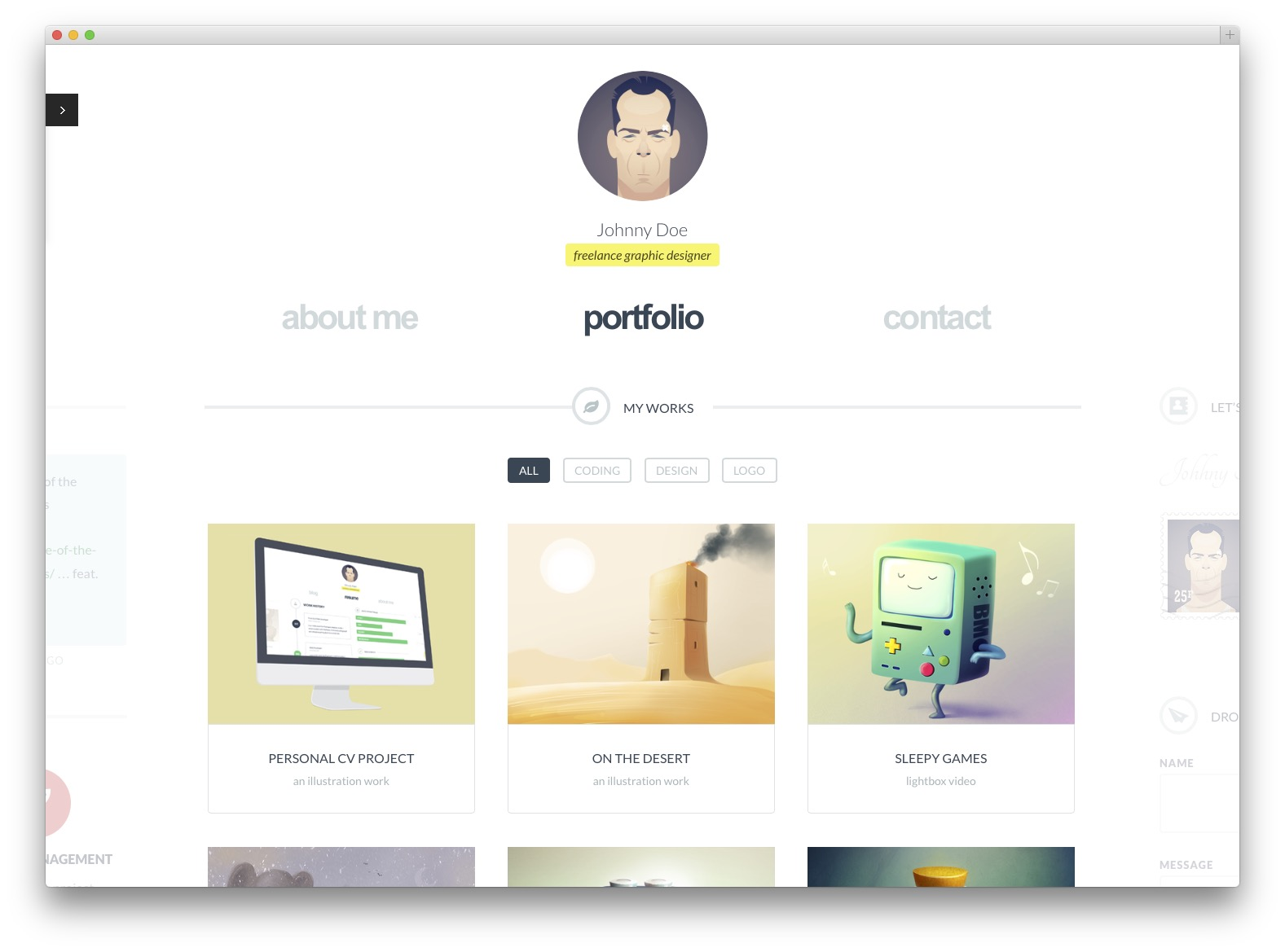 30 Awesome Wordpress Portfolio Themes To Showcase Your