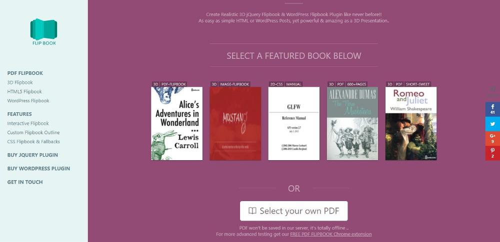 dFlip PDF FLipbook