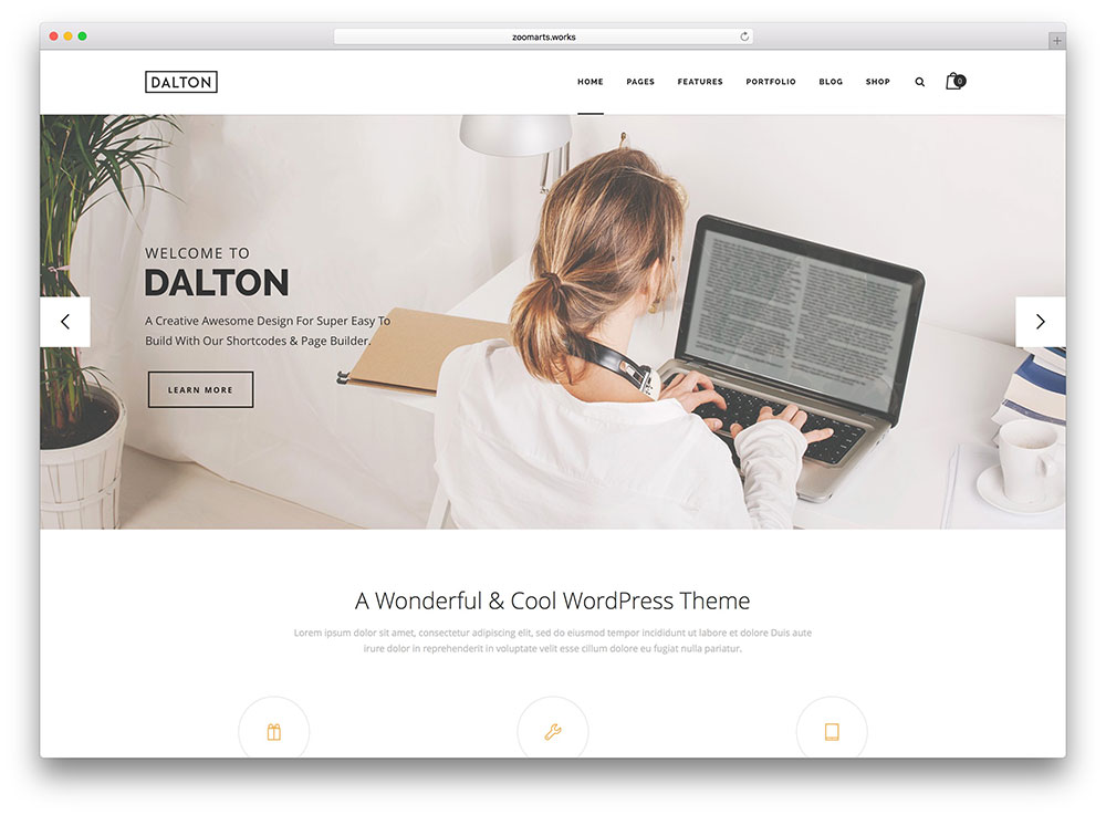 dalton-simple-multipurpose-theme