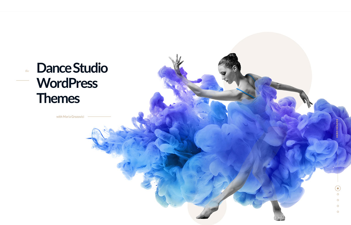 21 Best WordPress Themes For Dance Studios 2020