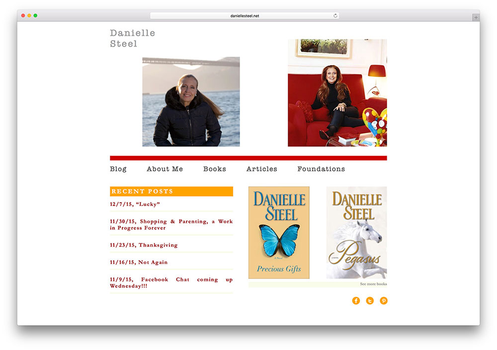 daniellesteel-famous-writer-website-with-wp