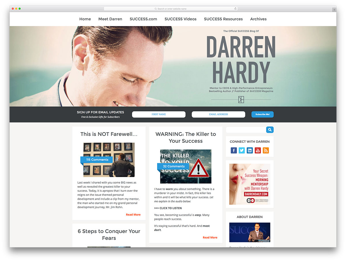 darrenhardy-personal-development-blog-with-wordpress