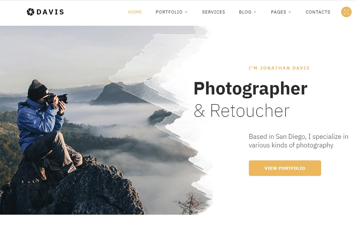 , 51 Best Photo Gallery Website Templates 2019, Rojak WP