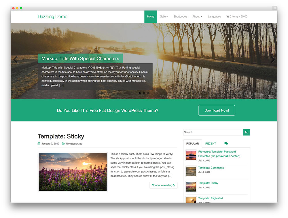 30 Free Wordpress Travel Themes For Travel Blogs Agency Websites 2019 Colorlib
