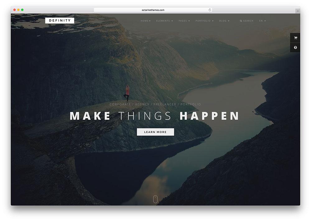 definity-fullscreen-multipurpose-html5-website-template
