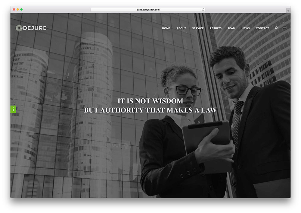 dejure-creative-lawyer-wordpress-themes