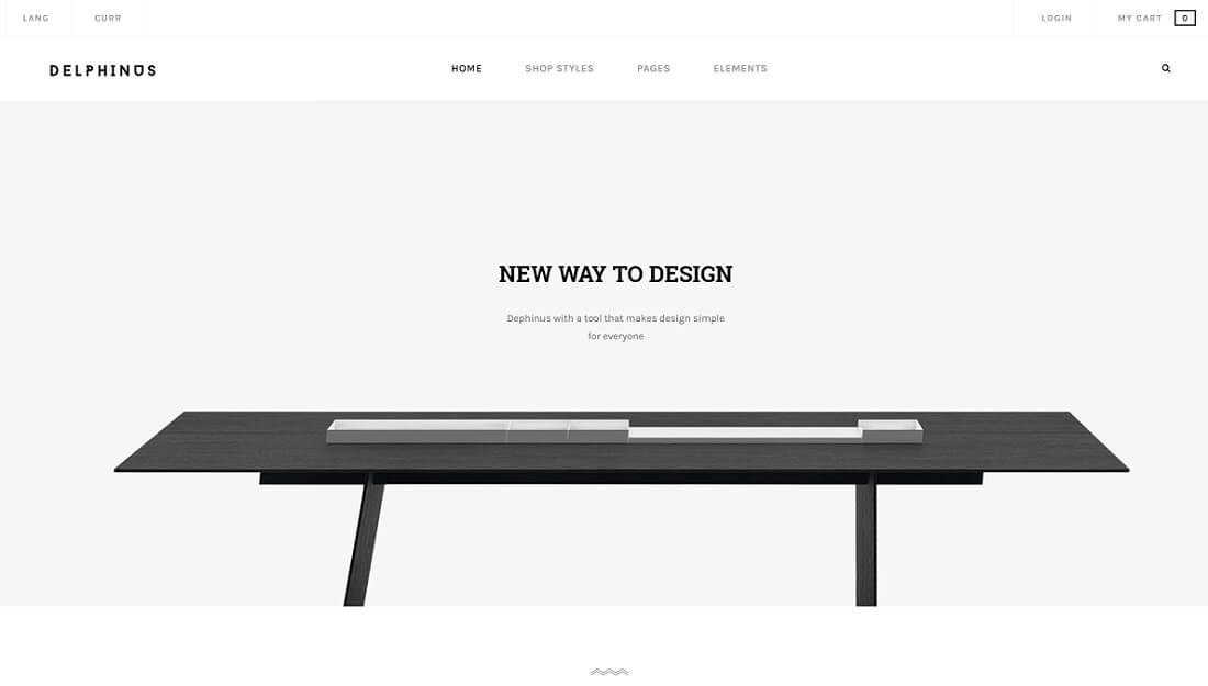 delphinus drupal commerce template