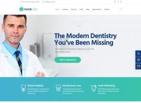 Dental WordPress Themes
