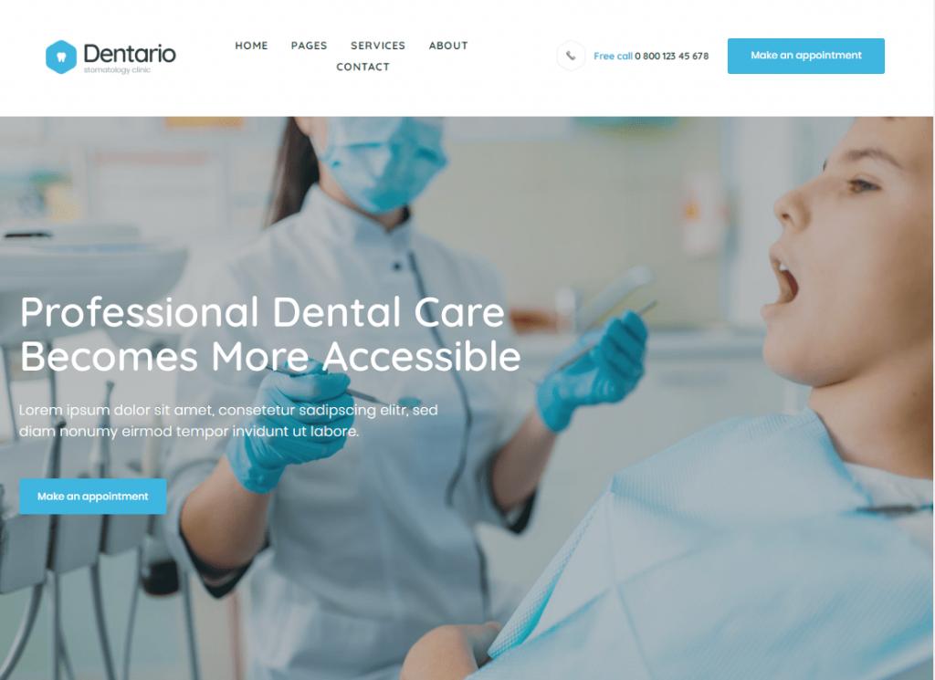 dentario kit
