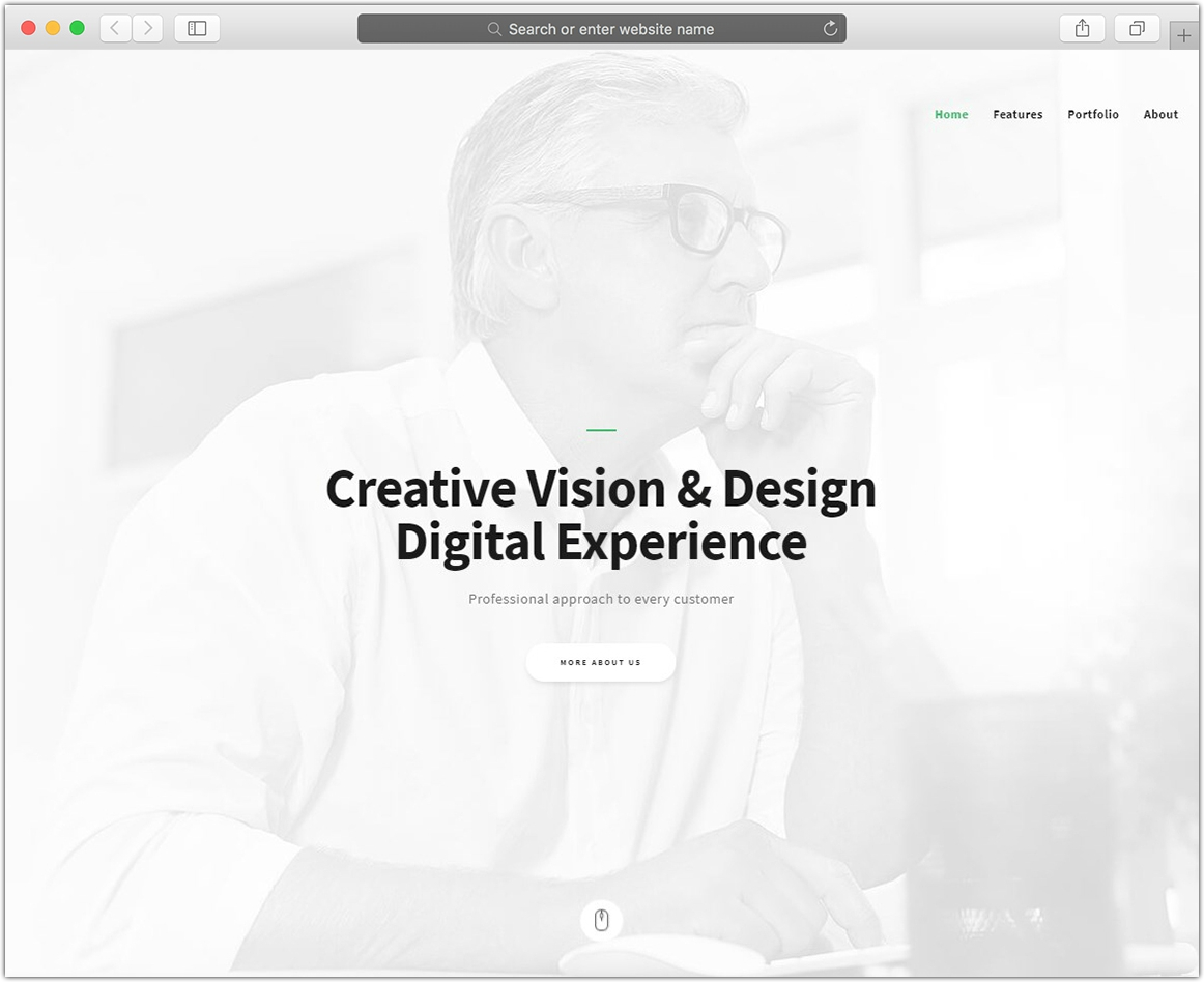 Deviox | Multi-Purpose Business Theme