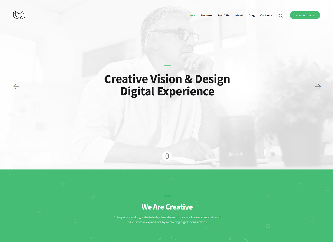 Deviox | A Trendy Multi-Purpose Business WordPress Theme