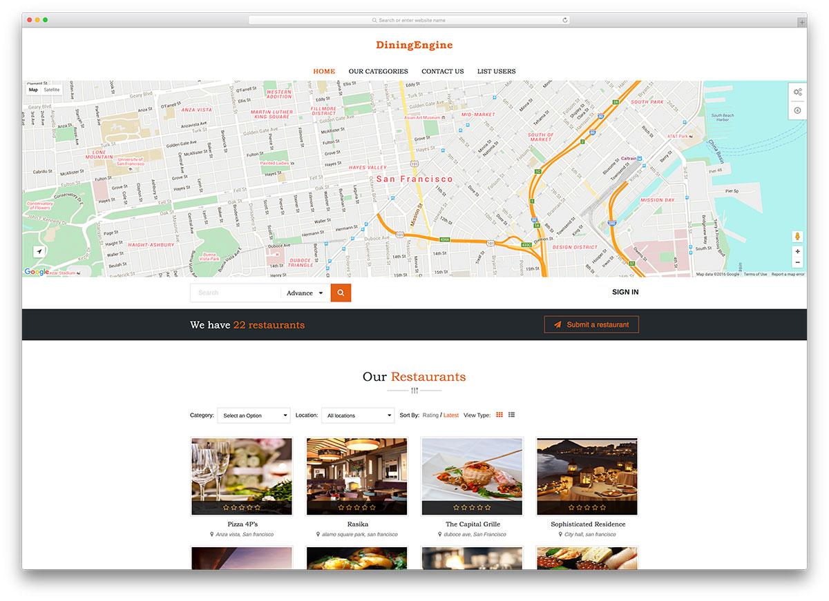 diningengine-restaurant-directory-theme