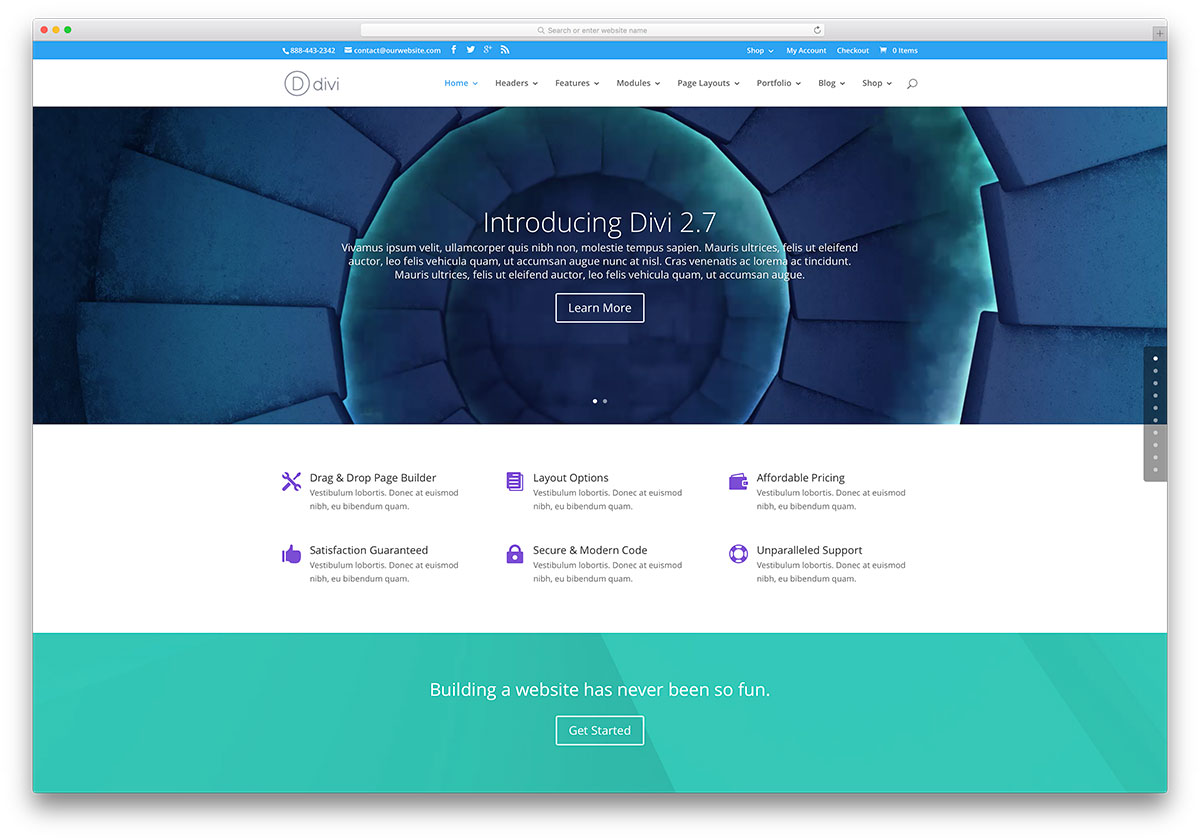19 Professional Wordpress Themes For Programmers 2018 Colorlib
