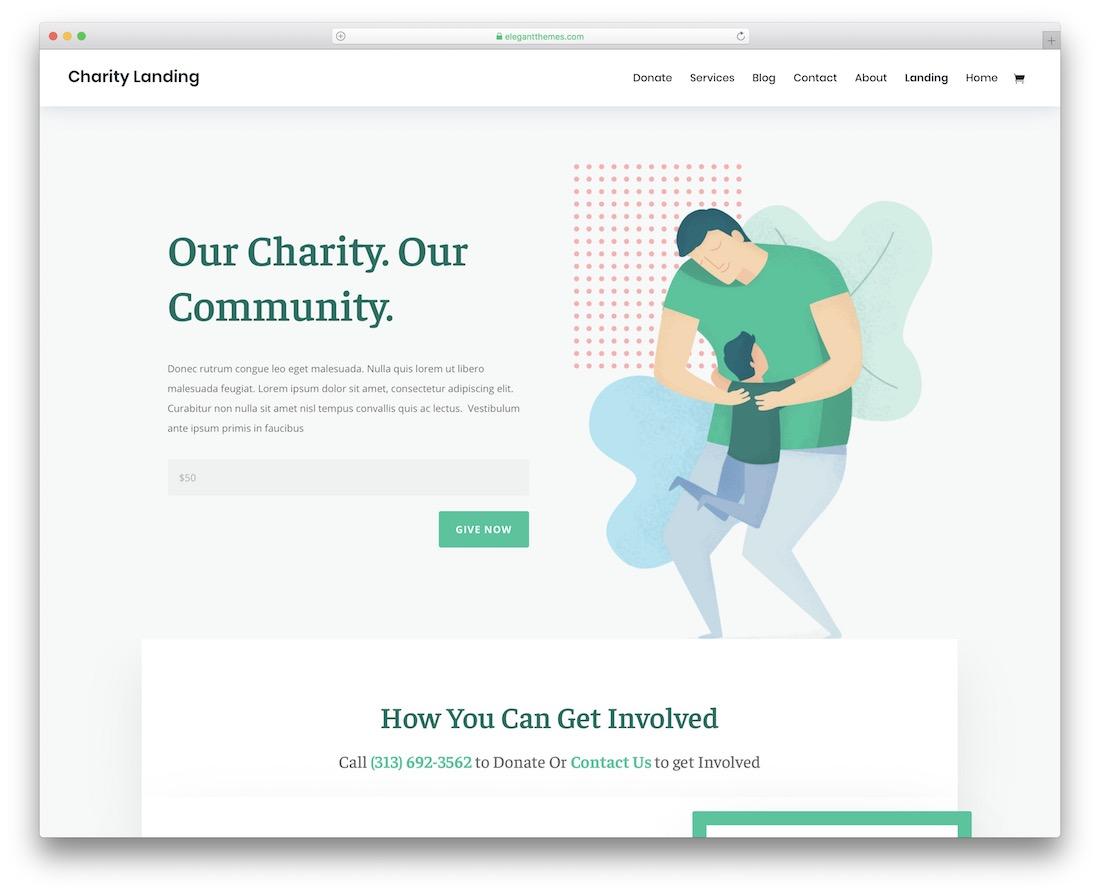 29 Best Premium and Free NGO Website Templates 2019 - Colorlib