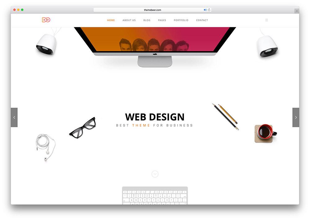 do-light-simple-corproate-html-website-template