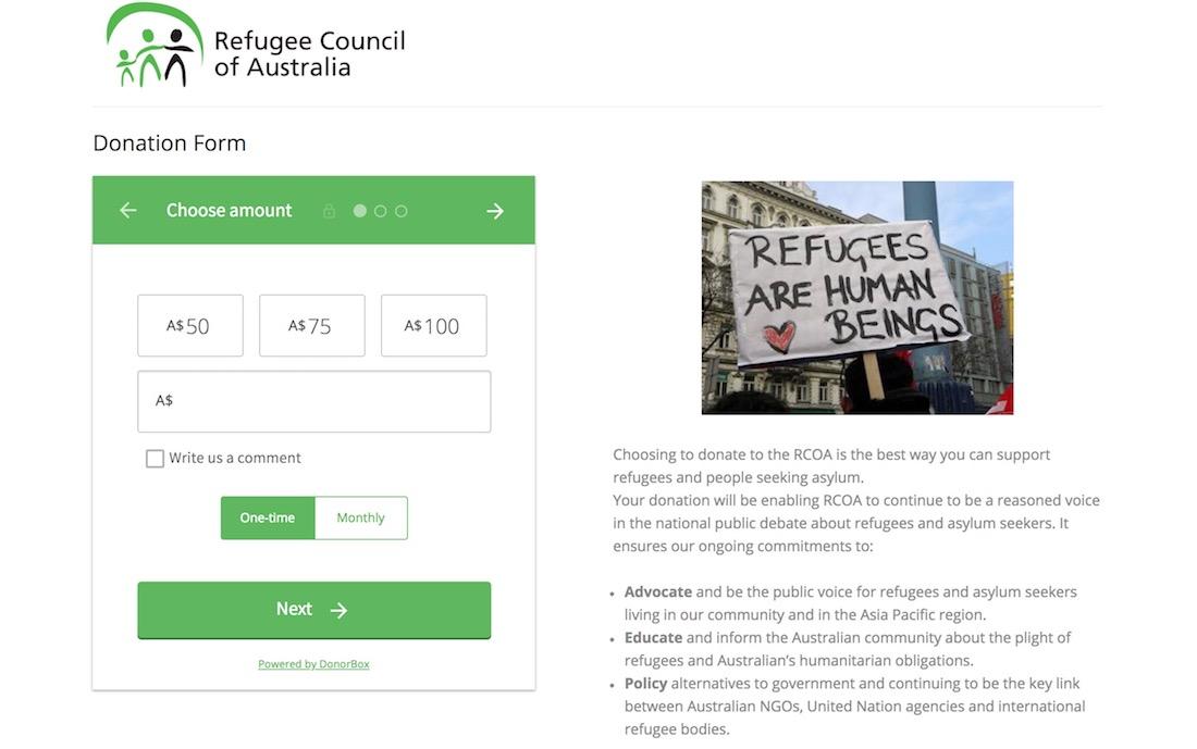 donorbox free wordpress donations plugin