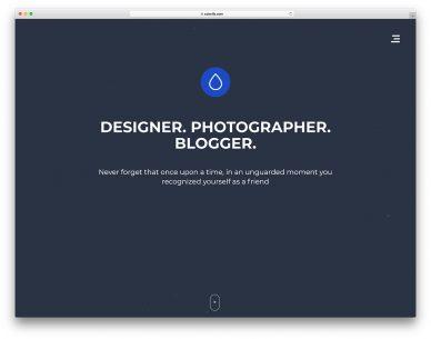 Creative Agency Free Website Template