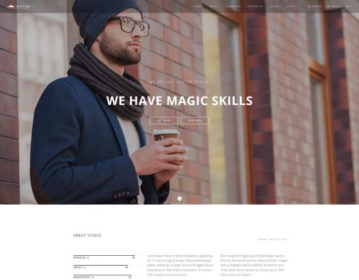 Drupal Business Templates