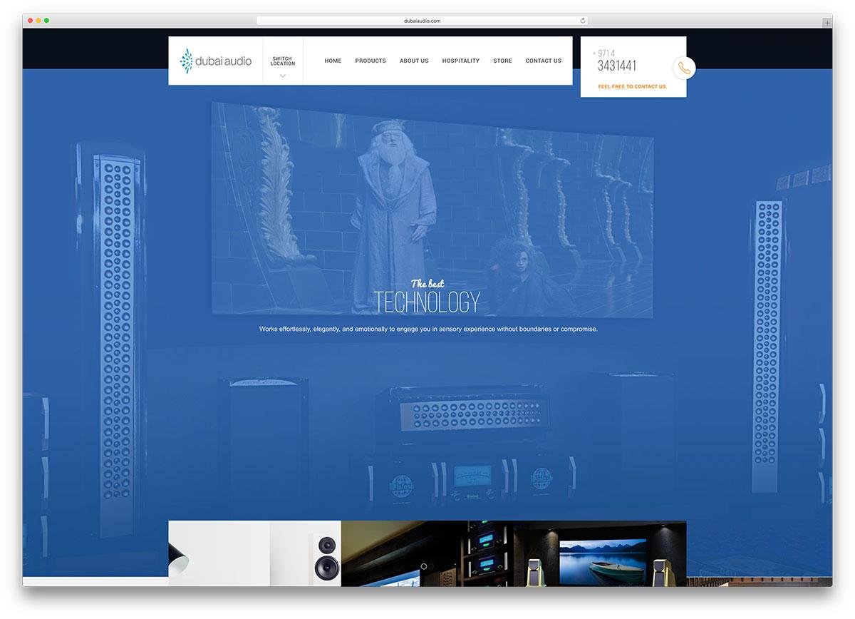 dubaiaudio-tech-startup-website-with-brooklyn