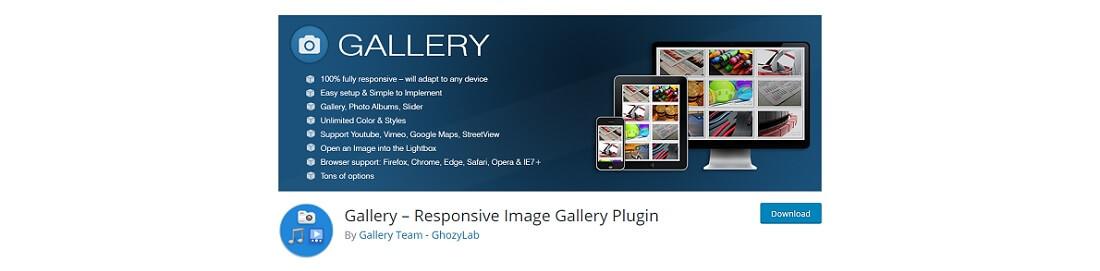 easy media gallery free wordpress plugin